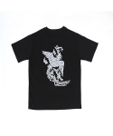 블랙파지(BLACK POSSE) 3M REFLECTIVE PHOENIX SHORT SLEEVE TEE