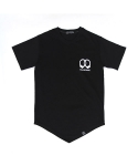 블랙파지(BLACK POSSE) TRIANGLE SHORT SLEEVE TEE(BLACK)