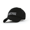 블랙파지(BLACK POSSE) STRIKETHROUGH BALL CAP