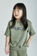 노앙(NOHANT) LOVE CITY NEWYORK SWEATSHIRT KIDS