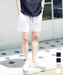 에드(ADD) ROMEO SHORT PANTS WHITE
