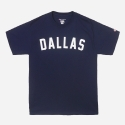 챔피온() CREW NECK 1/2 T-SHIRT DALLAS (NAVY)