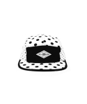 보울러(BOWLLER) WHT Dot Camp Cap