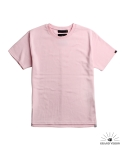 그랜드비전(GRANDVISION) GRANDVISION  T-SHIRTS SIDE CUT 3M SCOTCHLITE (CREAM PINK)