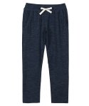 레이트(LEIT) STRING JERSEY PANTS NAVY