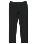 레이트(LEIT) STRING JERSEY PANTS BLACK
