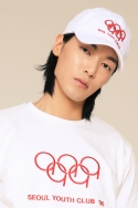 구일이(NINEONETWO) NINE YOUTH OLYMPIC CAP (WHITE)