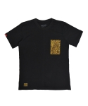 젬킨스(JEMKINS) 20s Tropical BIG PK T-shirts BLACK
