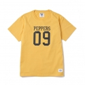 PEPPERS 09 TEE (YELLOW)