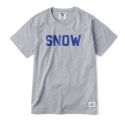 벤즈(BENDS) SNOW TEE (GRAY)