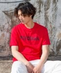 로에일(LOEIL) ALFONSA t-shirts(red)