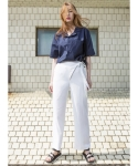 로에일(LOEIL) Lap Wide pants(ivory)