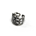 포프(POFF) ANTIQUE LACE SILVER RING