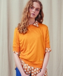 러닝하이(RUNNING HIGH) B.B.B RAYON CUT&SEWN [ORANGE YELLOW]