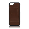 에가든(EGARDEN) iPhone 6S/6S+ Back Cover Card Case_Brown