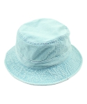 러닝하이(RUNNING HIGH) [UNISEX] B.B.B DENIM BUCKET HAT [SKY BLUE]