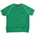 램배스트(LAMBAST) Towel short sleeve crewneck(green)