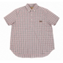 램배스트(LAMBAST) Gingham check shirt(red)