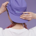 미뇽네프(MIGNONNEUF) PLAYFUL CAMP CAP PURPLE