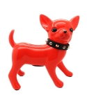 미미마끄(MIMIMAC) Chihuahua MoneyBox Orange