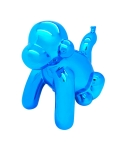 Balloon Monkey MoneyBox Blue