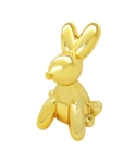 미미마끄(MIMIMAC) Balloon Rabbit MoneyBox Gold