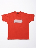 오픈오드(OPN ODD) OVER DYED FOOTBALL T (RED)