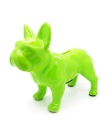 미미마끄(MIMIMAC) FrenchBulldog MoneyBox Green