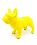 미미마끄(MIMIMAC) FrenchBulldog MoneyBox Yellow