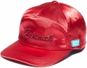 ZANIMAL SATIN CAMPCAP RED