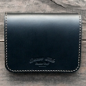 TRUST SMALL WALLET (BLACK)