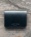 데몬하이드(DEMON HIDE) TRUST SMALL WALLET (BLACK)