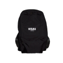 챈스챈스(CHANCECHANCE) VISAS backpack(BLACK)
