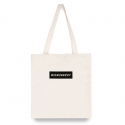 미뇽네프(MIGNONNEUF) MIGNON PLAYFUL ECO BAG BLACK