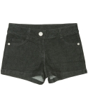 헥(HECK) Dark short denim