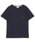레이트(LEIT) ANCHOR T-SHIRT NAVY