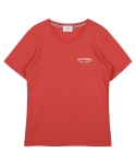 레이트(LEIT) OCEANIQUE CAMPAIGN T-SHIRT L.RED