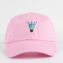 네버에버(NEVEREVER) [네버에버] NEVEREVER - IDEA BALL CAP (Pink)