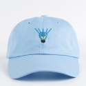 네버에버(NEVEREVER) [네버에버] NEVEREVER - IDEA BALL CAP (Sky Blue)