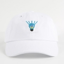 네버에버(NEVEREVER) [네버에버] NEVEREVER - IDEA BALL CAP (White)