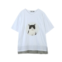 주씨(ZOOICY) [주씨] ZOOicy 2016 S/S Black Cat (White)
