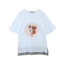 주씨(ZOOICY) [주씨] ZOOicy 2016 S/S Pink dog (White)