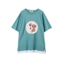 주씨(ZOOICY) [주씨] ZOOicy 2016 S/S Pink dog (Emerald)