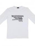 프리플(FREEPLE) MOIRAI t-shirt (white)