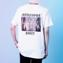 테뉴(TENUE) MASTERPIECE T-SHIRTS (WHITE)