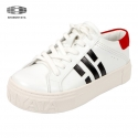 슈보니에타(SHOBONYATA) Black Stripewith Back Point Sneakers_S3060R