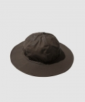 올드조(OLD JOE & CO) [올드조] OLD JOE & CO. / OILED CLOTH WEATHER HAT / BRITISH GREEN