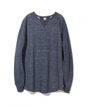 올드조(OLD JOE & CO) [올드조] OLD JOE & CO. / ATHLETIC CREW NECK SWEAT SHIRTS / AUTHENTIC NAVY