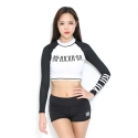 리믹스 스포츠(RIMIX SPORTS) Pattaya BLACK rashguard