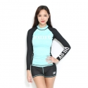 리믹스 스포츠(RIMIX SPORTS) Cobb MINT rashguard